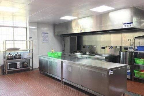 厨房环境卫生管理